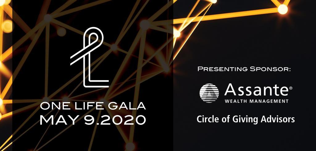 One Life Gala Sponsorship
