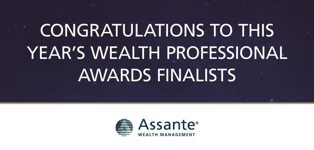 congratulating the 2020 wealth professional awards finalists